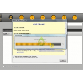 Renault Can Clip V178 Update Software Reprog V151 as Free Gift