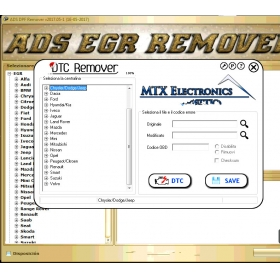 ECU DTC/DPF/EGR Remover Ecu Tuning Software 3 In 1 Full Version