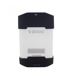 VXDIAG VCX NANO PRO For Benz With HDD Better Than Mb Star