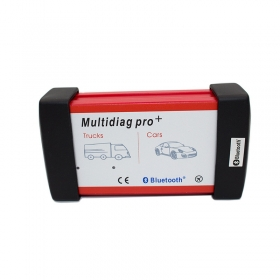 Multidiag Pro 2015.03 Bluetooth & Single PCB For Trucks and Cars
