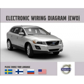 Volvo EWD 2014D Wiring Diagram Works With VOLVO Vida Dice