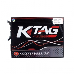 K-Tag Ktag 7.020 Red PCB Full European Support Online No Token Limited New Design