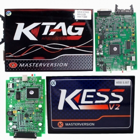 KESS 5.017 +KTAG 7.020 Support Online No Tokens Limited