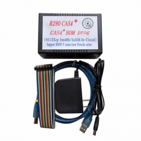 R290 BMW CAS4+ BDM Programmer For BMW/Porsche