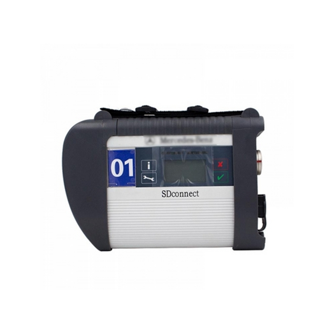 Wifi mb sd connect compact 4 star diagnostic tool with hdd for Mercedes benz sd connect manual
